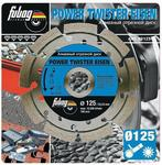 диск алмазный Fubag Power Twister Eisen 82125-3